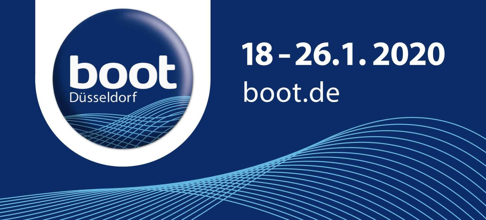 Düsseldorf Boat Show 2020 - 01R