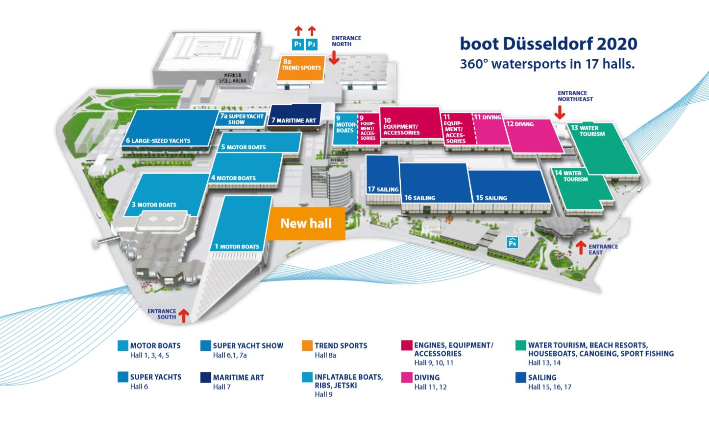 Düsseldorf Boat Show 2020 - 03