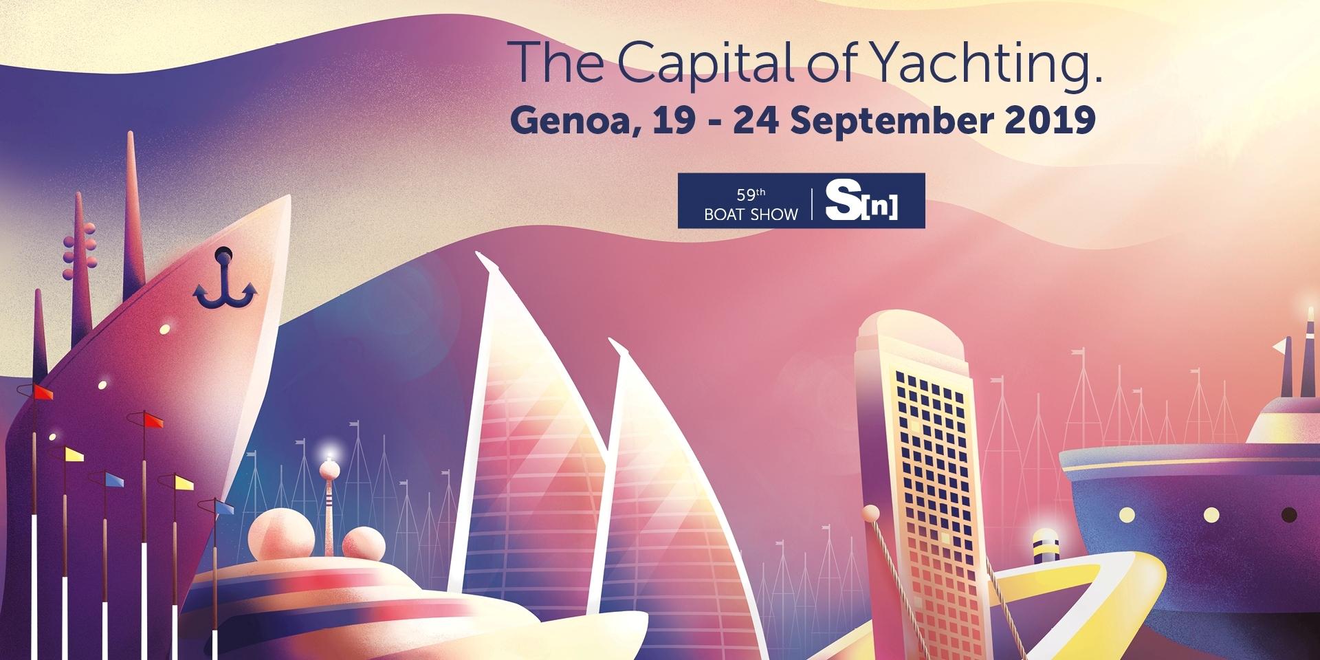 Genoa Boat show 2019 - 01R Ingl