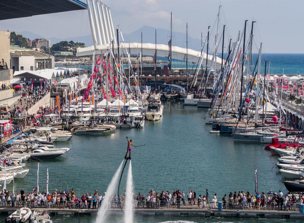 Genoa Boat show 2019 - 05