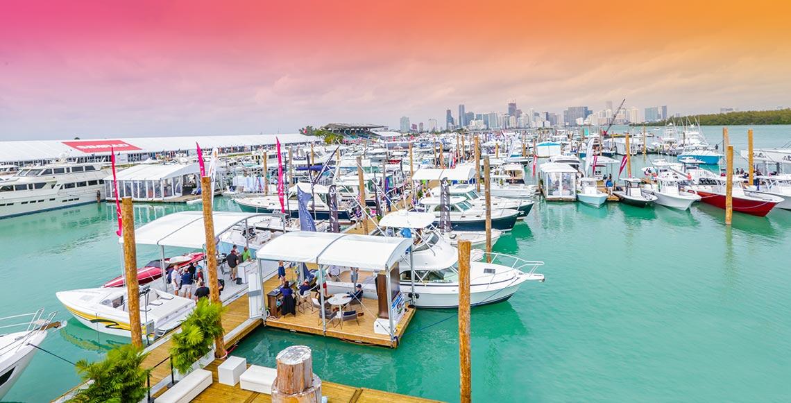 Miami Boat show 2018 - 02
