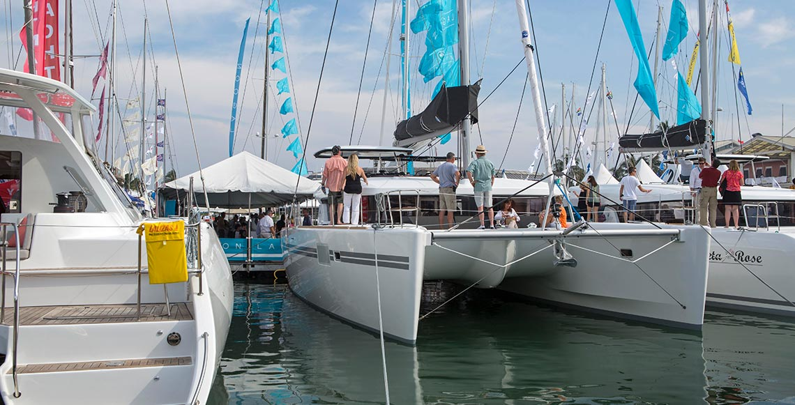 Miami Boat show 2018 - 04