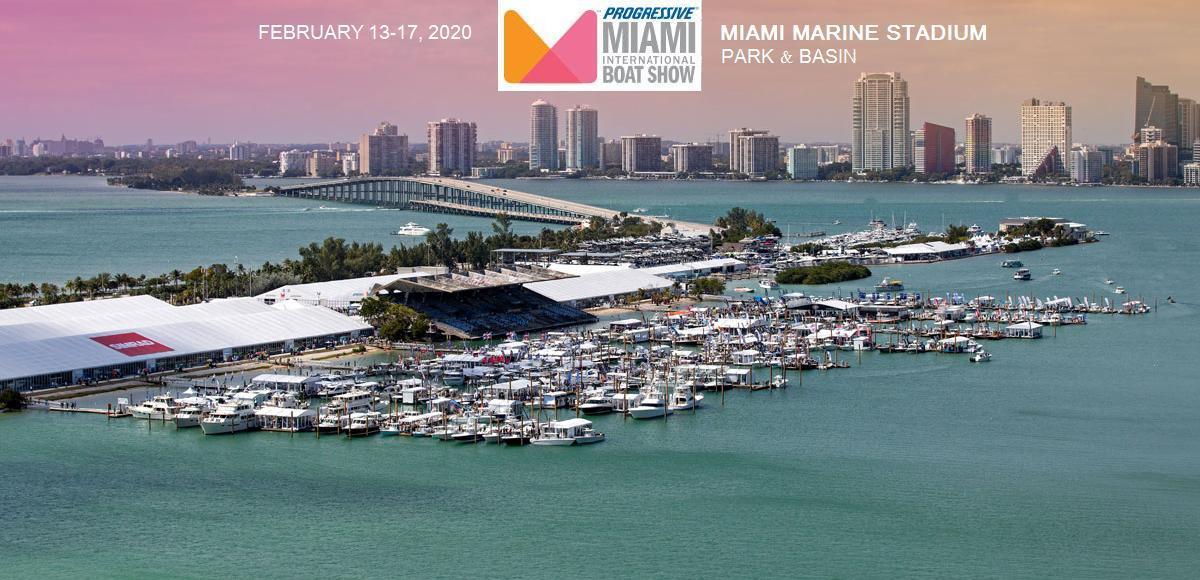 Miami Boat show 2020 - 01