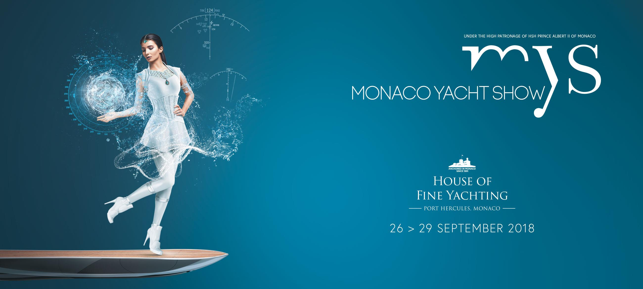 Monaco Yacht Show 2018 - 01R
