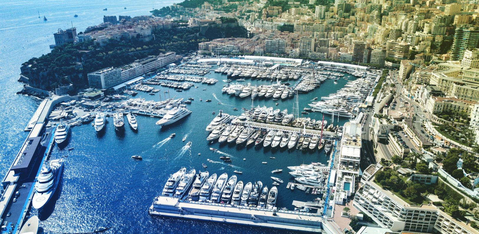 Monaco Yacht Show 2018 - 02