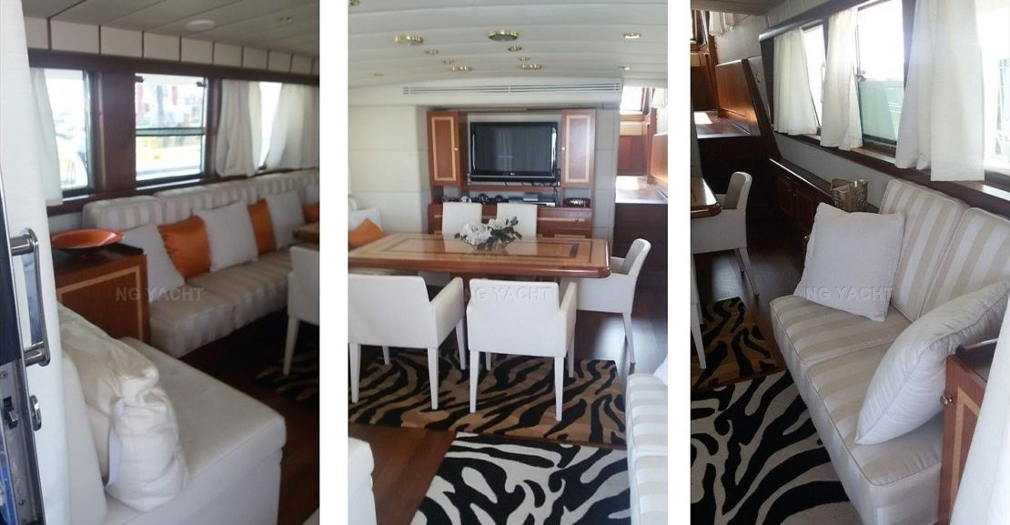 BUGARI NAVETTA 23 (1987) For Sale full