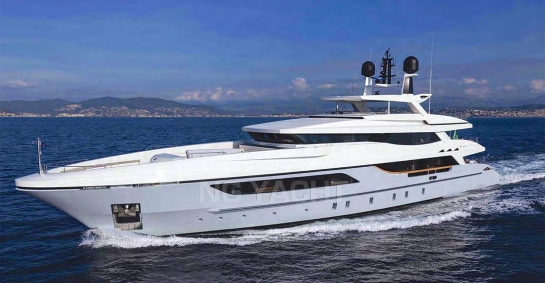 BAGLIETTO 46m (2015) For Sale full