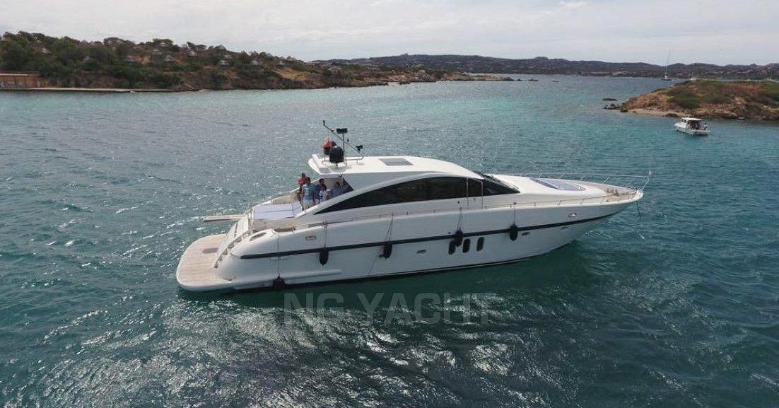 NG FP Yachts Jaguar 21 - 01