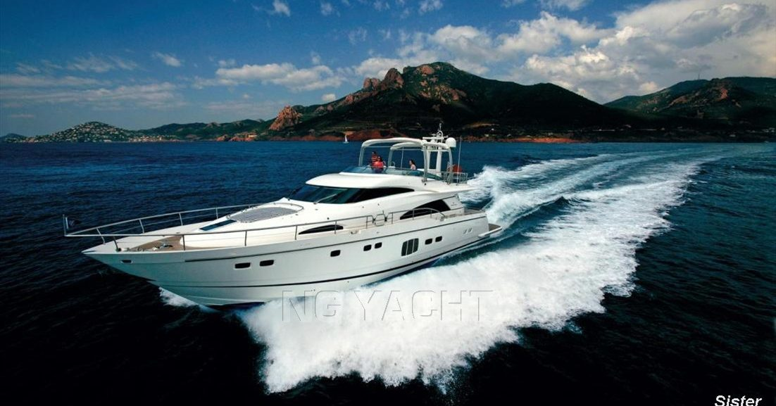 NG Fairline Squadron 78 - 01