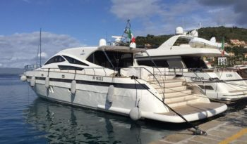 ITALIAN YACHTS JAGUAR 80 SPORT (2009) For Sale full