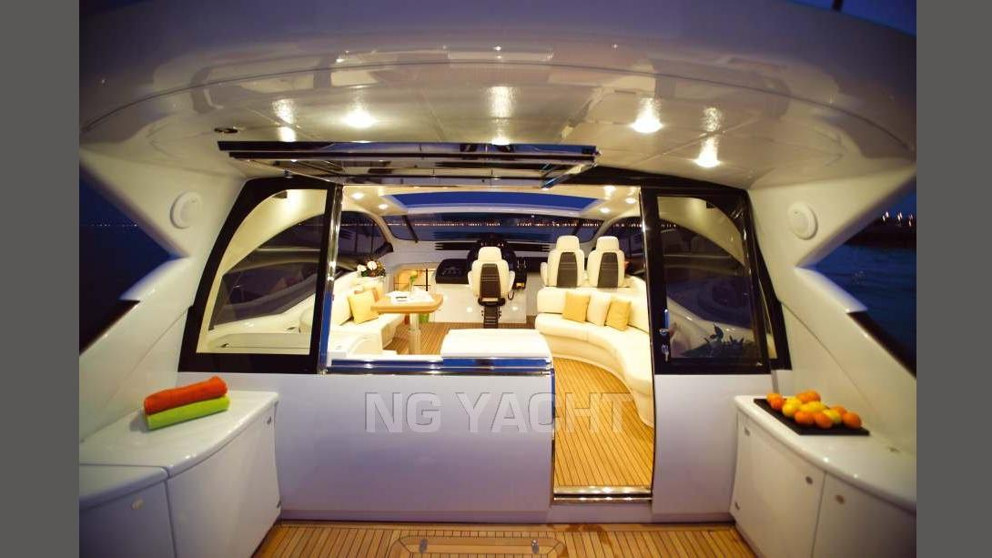 PERSHING 62 (2007) For Sale - NG Yacht