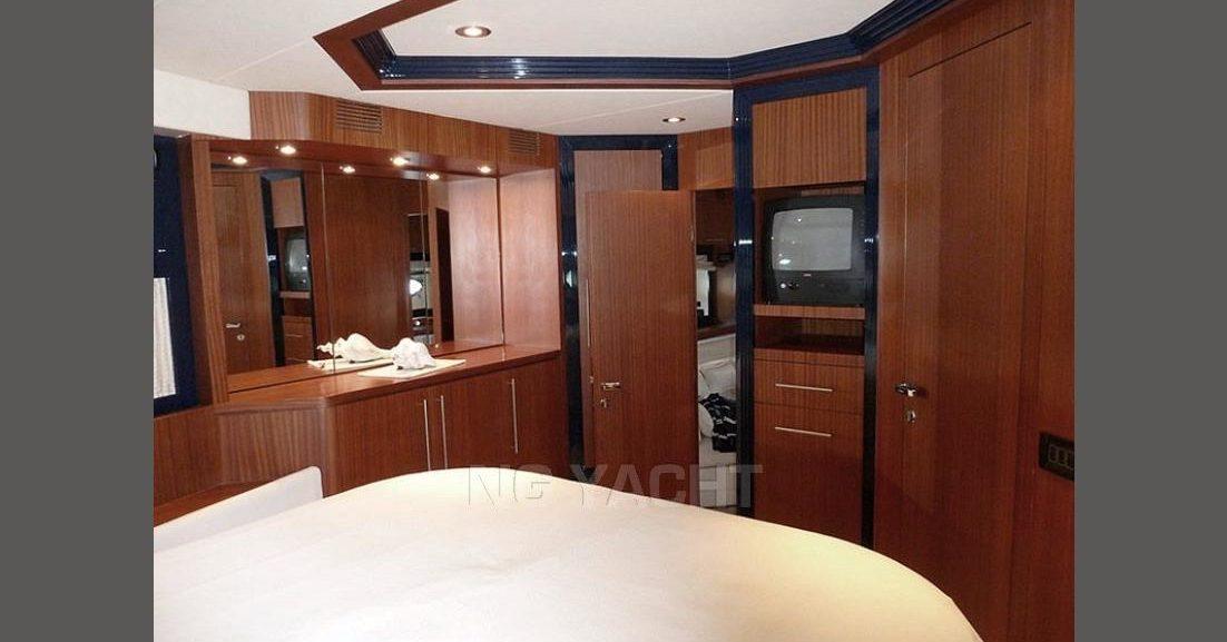 RIVA SPLENDIDA 72 (2000) For sale full