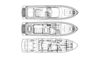 SANLORENZO 82 (2007) For Sale full