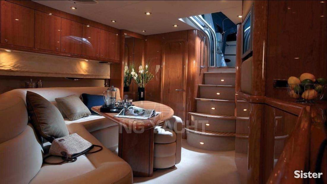 Letti A Castello Incrociati.Sunseeker Portofino 53 2005 For Sale Ng Yacht