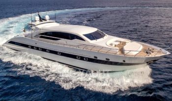 TECNOMAR VELVET 100 (2007) For Charter full
