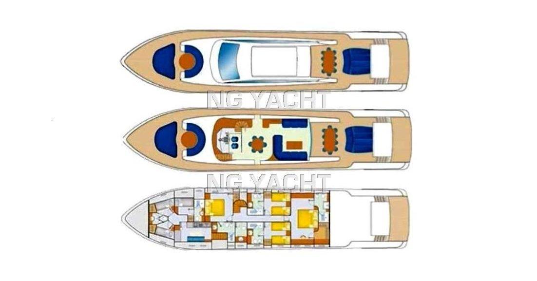 TECNOMAR VELVET 100 (2007) For Charter full